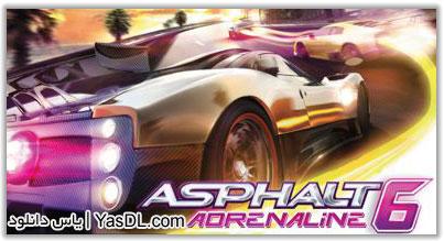 Asphalt 6-Adrenaline