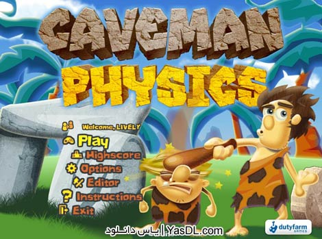 Caveman-Physics