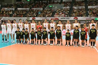 Iran_VolleyBall_Rankin_WorldCup2011