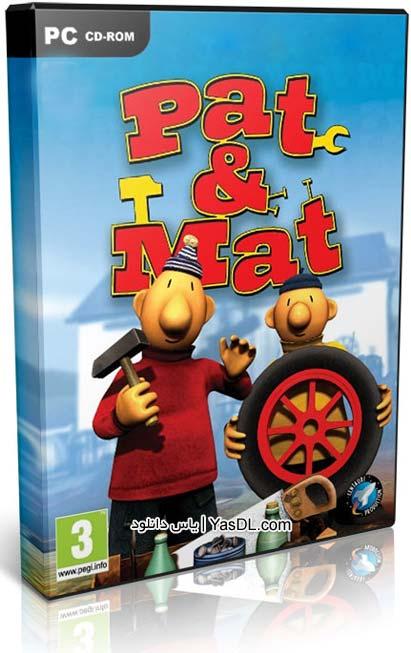 دانلود بازی Pat & Mat   بازی کم حجم و بسیار زیبای پت و مت برای کامپیوتر