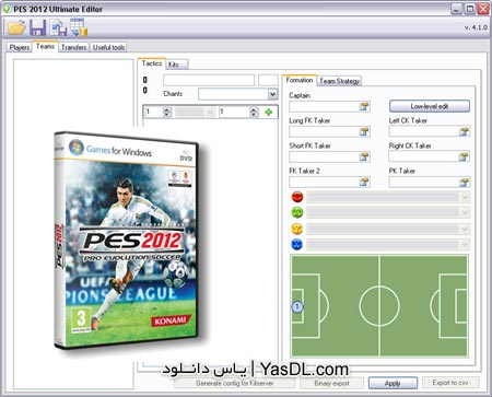 Pes-2012-Ultimate-Editor