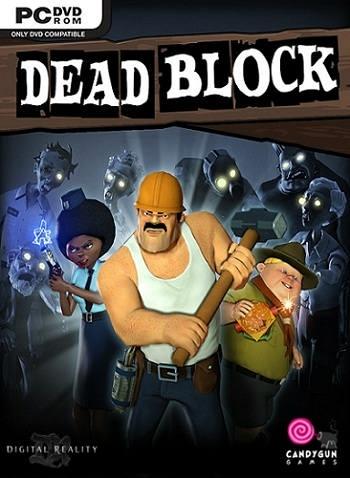 دانلود بازی پر هیجان مبارزه با زامبی ها Dead Block v1.0 برای PC