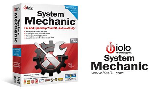 دانلود System Mechanic Pro 20.7.1.34 نرم افزار بهینه سازی سیستم