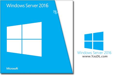 دانلود Windows Server 2016 v1607 Build 14393.4402 May 2021 ویندوز سرور 2016