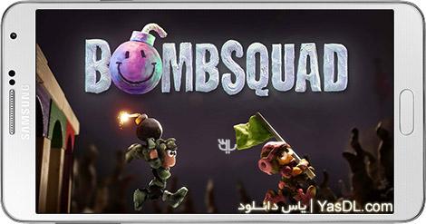 تصویر از دانلود بازی BombSquad 1.6.3 برای اندروید + نسخه پرمیوم