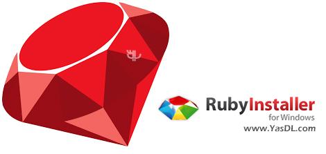 تصویر از دانلود RubyInstaller 3.0.1-1 x86/x64 نصب کننده زبان و محیط برنامهنویسی روبی