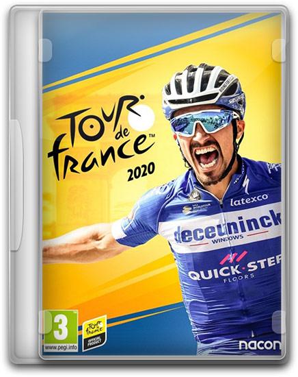 تصویر از دانلود بازی Tour de France 2020 برای PC
