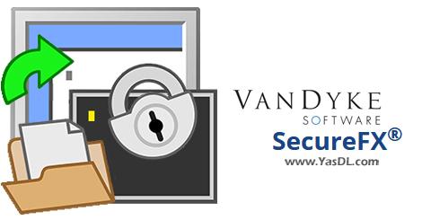 تصویر از دانلود VanDyke SecureFX 9.0.0.2430 x86/x64 کلاینت امن و قدرتمند انتقال اطلاعات