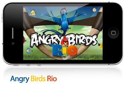دانلود بازی Angry Birds Rio 1.5.0 آندروید