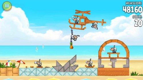 دانلود بازی Angry Birds Rio 1.8.0 برای PC