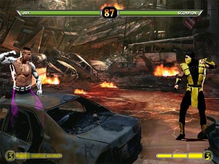 دانلود بازی Mortal Kombat Ultimate HD v2.0 2012 برای PC