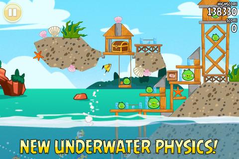 دانلود بازی Angry Birds Seasons 3.2.0 برای PC