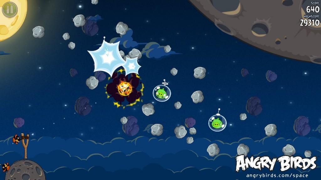 دانلود بازی Angry Birds Space 1.6.0 برای PC