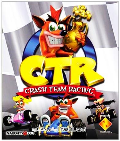 دانلود بازی کراش ماشینی Crash 4 Team Racing برای کامپیوتر PC با حجم کم