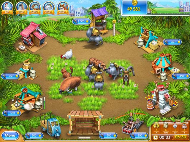 دانلود آخرین نسخه بازی Farm Frenzy 3 برای PC