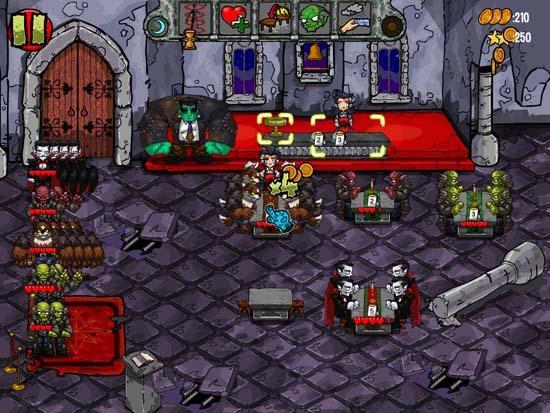 دانلود بازی کم حجم مدیریت رستوران مرده ها Dead Hungry Diner v1.1 برای کامپیوتر