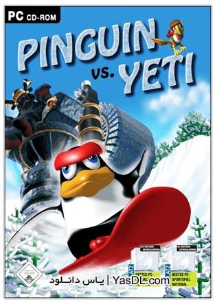 دانلود بازی کم حجم و جالب پنگوئن و یتی Pinguin vs Yeti برای کامپیوتر
