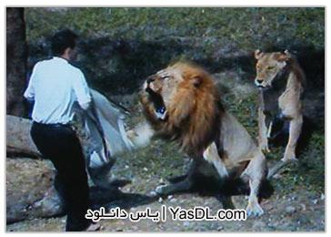 عکسهای حمله حیوانات وحشی به انسان