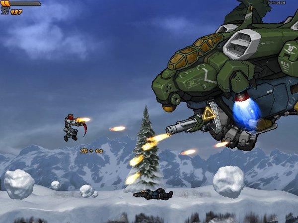 دانلود بازی کم حجم و اکشن Intrusion 2 برای کامپیوتر PC