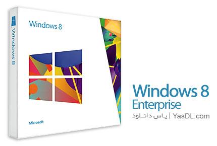 دانلود ویندوز 8 Windows 8 AIO 36 in 1 x86/x64