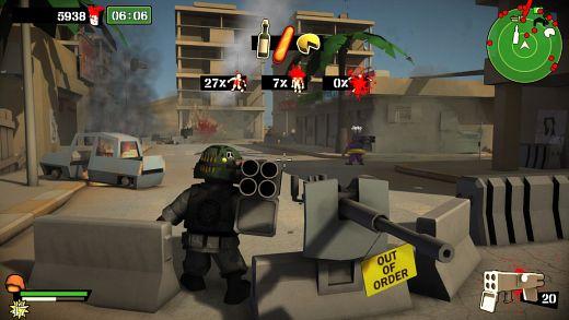 دانلود بازی کم حجم و اکشن Foreign Legion Multi Massacre 2012