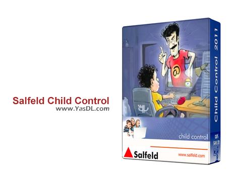 دانلود Salfeld Child Control 15.668 - نرم افزار ایجاد محدودیت در استفاده از رایانه برای فرزندان