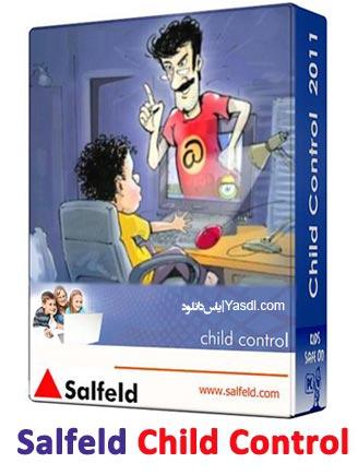 نرم افزار ایجاد محدودیت در استفاده از رایانه برای فرزندان Salfeld Child Control 2012 12.401