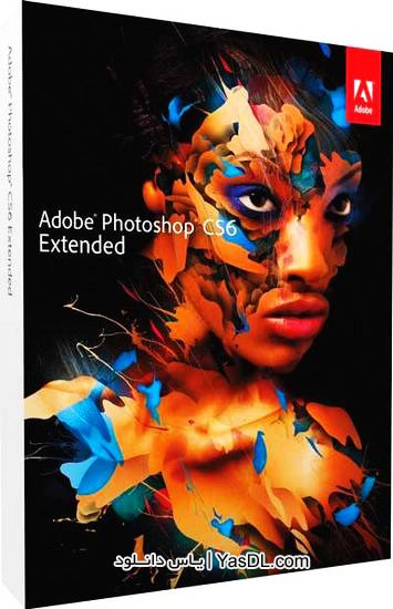 دانلود نرم افزار فتوشاپ   Adobe Photoshop CS6 13.0 Final Extended