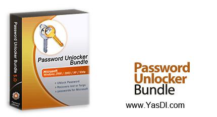 دانلود Password Unlocker Bundle v3.2 2014 - نرم افزار بازیابی رمزهای عبور