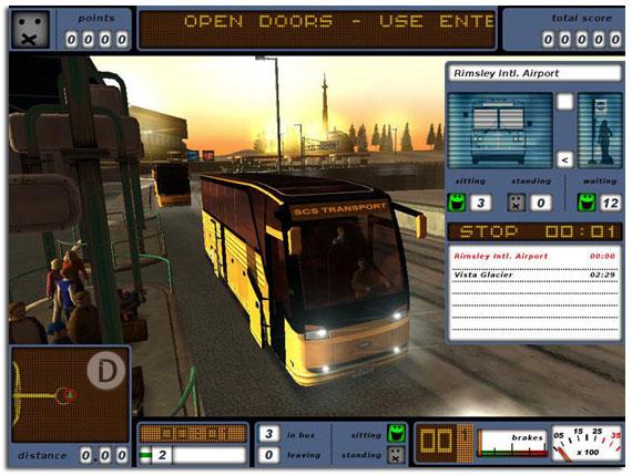 دانلود بازی شبیه سازی اتوبوسرانی Bus Driver Gold v1.5 کم حجم برای PC