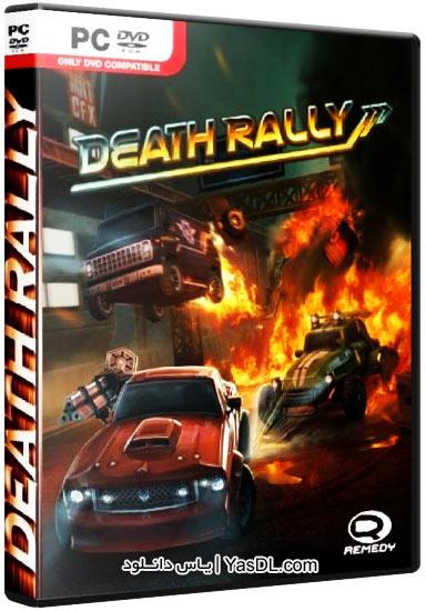 دانلود بازی Death Rally 2012   بازی ماشین جنگی برای PC