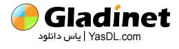 Full Logo Black Glow - دانلود نرم افزار مدیریت فضای ابری برای فایلها Gladinet Cloud Desktop 4.0.918