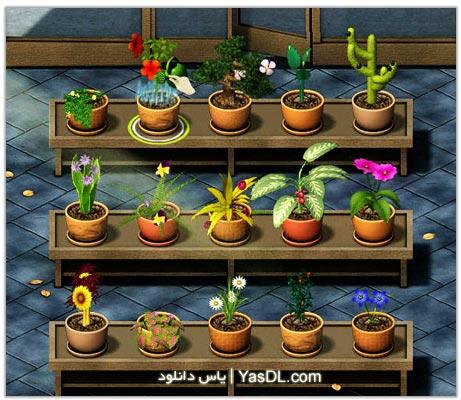 دانلود بازی کم حجم پرورش،نگهداری و فروش گیاهان Plant Tycoon برای PC کامپیوتر