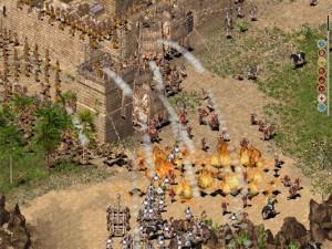 دانلود بازی جنگ های صلیبی Stronghold Crusader Extreme کم حجم برای PC