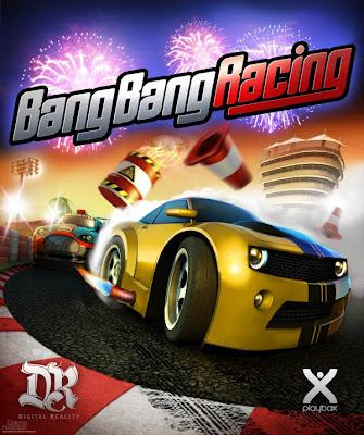 Bang Bang Racing - دانلود بازی مهیج مسابقات ماشینی Bang Bang Racing 2012 برای PC