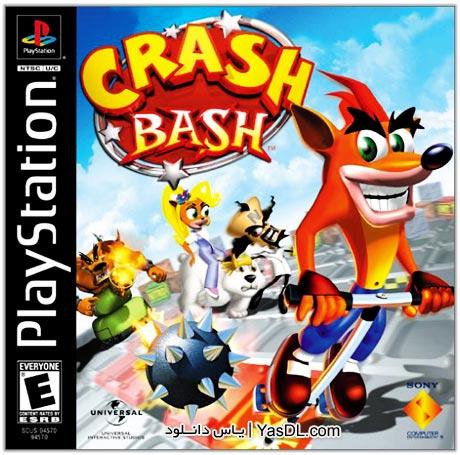 دانلود بازی Crash Bash کراش بش برای PC کامپیوتر