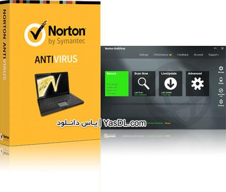 دانلود آنتی ویروس نورتون Norton antivirus 2014 21.1.0.18