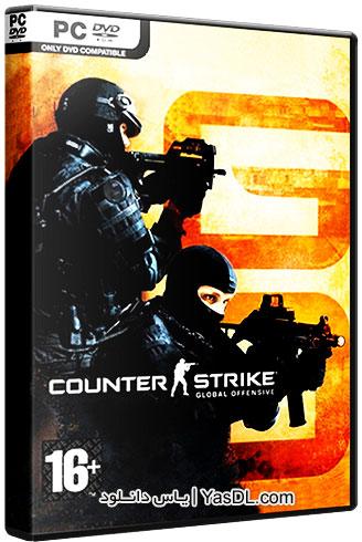دانلود بازی کانتر استریک Counter Strike Global Offensives 2012 نسخه کامل برای PC