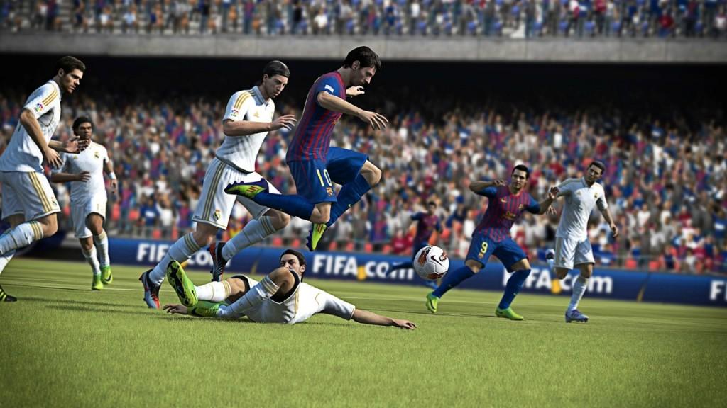 دانلود بازی Fifa 13   بازی فیفا 13 نسخه BlackBox برای PC