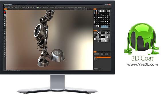 دانلود 3D Coat نرم افزار 3 بعدی سازی