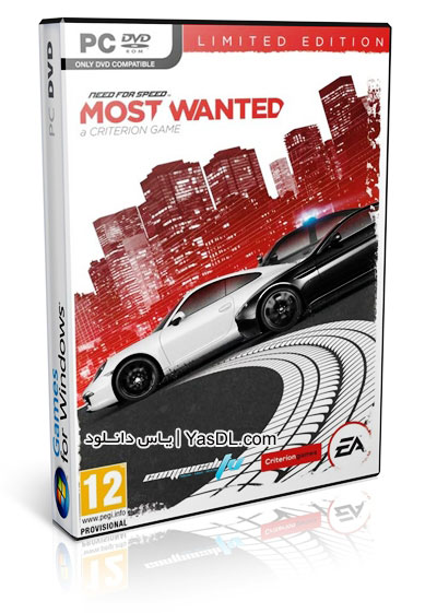 Need For Speed Most Wanted PC 2012 - دانلود نسخه کم حجم بازی Need For Speed Most Wanted 2012 برای PC