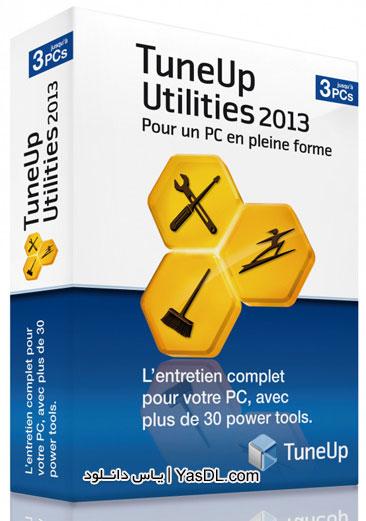 دانلود TuneUp Utilities 2014 v14.0.1000.340 - نرم افزار بهینه سازی و افزایش سرعت ویندوز