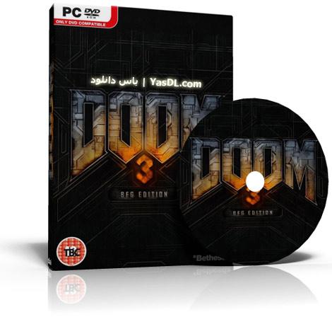 دانلود نسخه کم حجم بازی ترسناک Doom 3:BFG Edition BlackBox 2012 برای PC