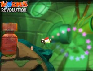 WormsRevolution supersheep 300x232 - دانلود بازی جدید Worms Revolution 2012 برای PC