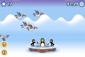 crazy penguin party 1 300x200 - دانلود بازی کم حجم و زیبای Crazy Penguin:Party برای PC