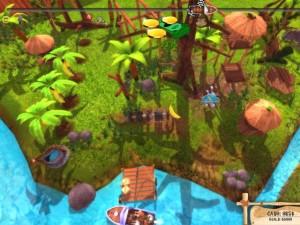 دانلود بازی کم حجم و فانتزی مدیریت باغ وحش Hot Farm Africa برای PC