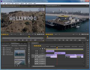 دانلود نرم افزار Adobe Premiere Pro Cs6 v6.0   نرم افزار حرفه ای مونتاژ و میکس فیلم