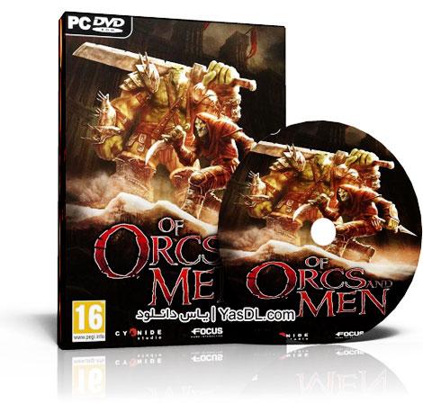 دانلود بازی زیبای Of Orcs and Men برای PC نسخه Skidrow