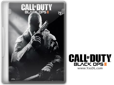 دانلود بازی Call Of Duty Black Ops 2 برای PC