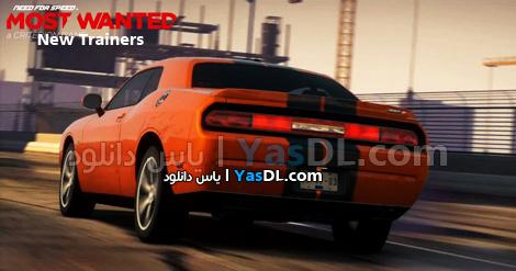 دانلود ترینر بازی Need for Speed: Most Wanted v2 0 2012 Trainer